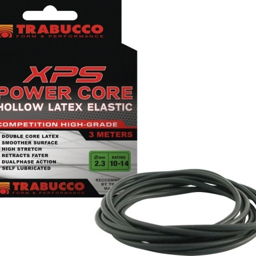 Trabucco Power Core Hw Elastic 1.8m/ylw *3m