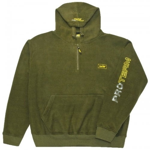 Trabucco Pro-team Fleece Tgl. L, Anorák