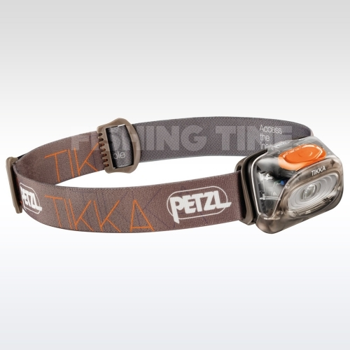 Petzl Tikka Brown