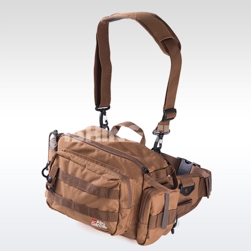 Abu Garcia Large Hip Bag Coyote Brown pergetőtáska
