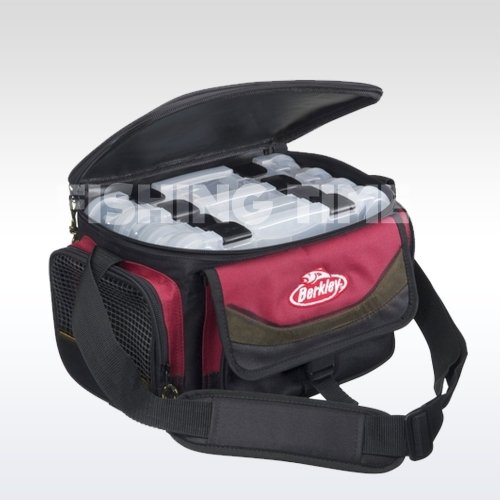 Berkley System Bag + 4 doboz