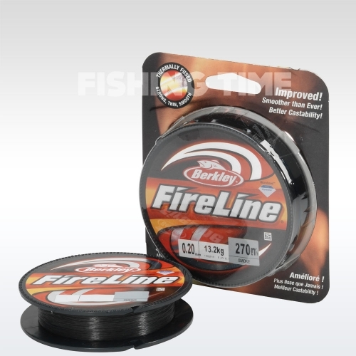 Berkley Fireline Smoke 1800m