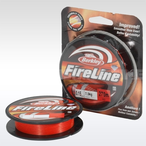 Berkley  Fireline Red 1800m