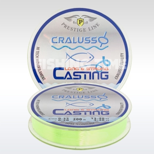 Cralusso Long & Strong Casting Zsinór