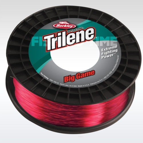 Berkley Trilene Big Game Red 600m