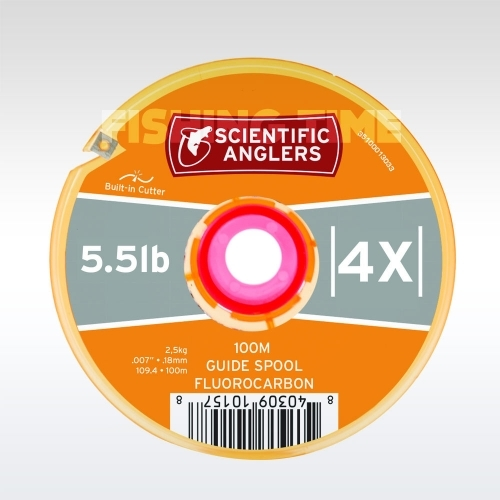 Scientific Anglers Tippet Material Fluorocarbon Tippet 100m