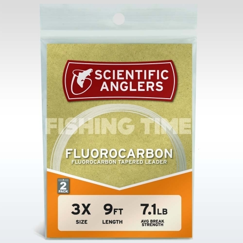 Fluorocarbon Leader 2pack