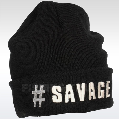 Savage Gear Simply Savage #Savage Beanie sapka