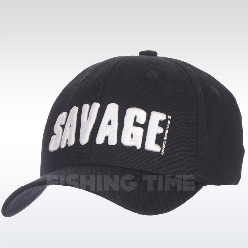 Savage Gear Simply Savage 3D logo Cap baseball sapka 404edb8979